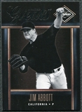 2011 Panini Limited Greats #2 Jim Abbott /299