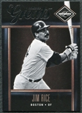 2011 Panini Limited Greats #26 Jim Rice /299