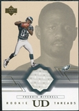 2001 Upper Deck Rookie Threads #RTFM Freddie Mitchell