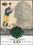 2001 Upper Deck Rookie Threads #RTRF Robert Ferguson