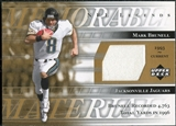 2001 Upper Deck Legends Memorable Materials #MMMB Mark Brunell
