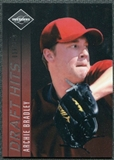 2011 Panini Limited Draft Hits OptiChrome #12 Archie Bradley 124/199