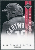 2011 Panini Limited Prospects OptiChrome #19 Albert Cartwright /199