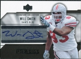 2004 Upper Deck UD Diamond Pro Sigs Signature Collection #SCWS Will Smith Autograph