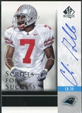 2004 Upper Deck SP Authentic Scripts for Success Autographs #SSCG Chris Gamble Autograph