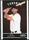2011  Limited OptiChrome #21 Jose Bautista /199