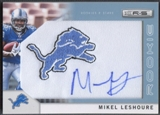 2011 Rookies and Stars #255 Mikel Leshoure Platinum Rookie Patch Auto #1/1