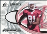 2004 Upper Deck SP Game Used Edition Authentic Fabric #AFAB Anquan Boldin