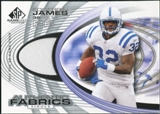 2004 Upper Deck SP Game Used Edition Authentic Fabric #AFEJ Edgerrin James