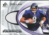 2004 Upper Deck SP Game Used Edition Authentic Fabric #AFKB Kyle Boller