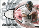 2004 Upper Deck SP Game Used Edition Authentic Fabric #AFMB Mark Brunell