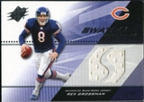 2004 Upper Deck SPx Swatch Supremacy #SWRRG Rex Grossman