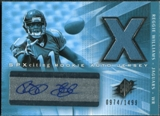 2004 Upper Deck SPx #209 Reggie Williams Jersey Autograph /1499