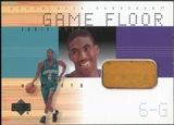 2000/01 Upper Deck Hardcourt Game Floor #EJF Eddie Jones