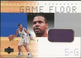 2000/01 Upper Deck Hardcourt Game Floor #RMF Ron Mercer