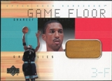 2000/01 Upper Deck Hardcourt Game Floor #SAF Shareef Abdur-Rahim