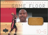 2000/01 Upper Deck Hardcourt Game Floor #THF Tim Hardaway