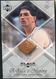 1999/00 Upper Deck Black Diamond A Piece of History #JS John Stockton H/R
