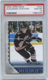 2005/06 Upper Deck #443 Alexander Ovechkin Young Guns Rookie Card YG RC PSA 10 Gem Mint