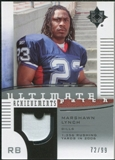 2007 Upper Deck Ultimate Collection Achievement Patches #UAPLY Marshawn Lynch /99
