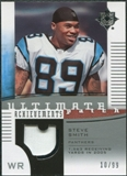 2007 Upper Deck Ultimate Collection Achievement Patches #UAPSS Steve Smith /99
