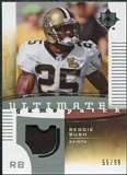 2007 Upper Deck Ultimate Collection Game Patches #UGPBU Reggie Bush /99
