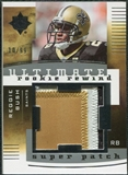 2007 Upper Deck Ultimate Collection Rookie Rewind Super Patches #RB Reggie Bush /99