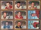 1966/67 Topps Hockey Partial Set (EX) (Missing #35 Orr)