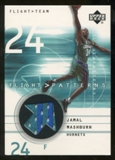 2001/02 Upper Deck Flight Team Flight Patterns #JM Jamal Mashburn