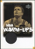 2000/01 Upper Deck Encore NBA Warm-Ups #HMW Hanno Mottola