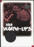 2000/01 Upper Deck Encore NBA Warm-Ups #KEW Khalid El-Amin