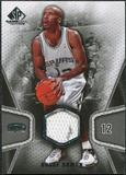 2007/08 Upper Deck SP Game Used #107 Bruce Bowen Jersey