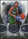 2007/08 Upper Deck SP Game Used #113 Devin Harris Jersey