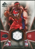 2007/08 Upper Deck SP Game Used #118 Elton Brand Jersey