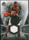 2007/08 Upper Deck SP Game Used #133 Rashard Lewis Jersey