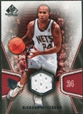 2007/08 Upper Deck SP Game Used #135 Richard Jefferson Jersey