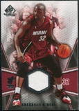 2007/08 Upper Deck SP Game Used #136 Shaquille O'Neal Jersey