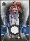 2007/08 Upper Deck SP Game Used #139 Tayshaun Prince Jersey