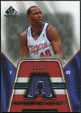 2007/08 Upper Deck SP Game Used Authentic Fabrics #AFEB Elton Brand