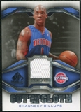 2007/08 Upper Deck SP Game Used Cut from the Cloth #CCCH Chauncey Billups