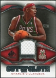 2007/08 Upper Deck SP Game Used Cut from the Cloth #CCCR Charlie Villanueva