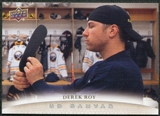 2011/12 Upper Deck Canvas #C127 Derek Roy