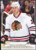 2011/12 Upper Deck Canvas #C136 Brent Seabrook