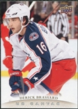 2011/12 Upper Deck Canvas #C141 Derick Brassard