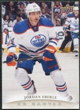 2011/12 Upper Deck Canvas #C149 Jordan Eberle