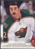 2011/12 Upper Deck Canvas #C157 Cal Clutterbuck