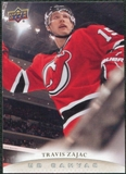2011/12 Upper Deck Canvas #C167 Travis Zajac