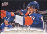 2011/12 Upper Deck Canvas #C171 P.A. Parenteau