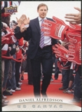 2011/12 Upper Deck Canvas #C174 Daniel Alfredsson