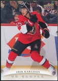 2011/12 Upper Deck Canvas #C175 Erik Karlsson